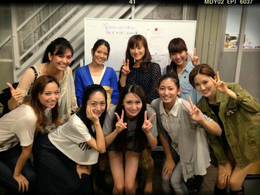 atrizes com elenco atual