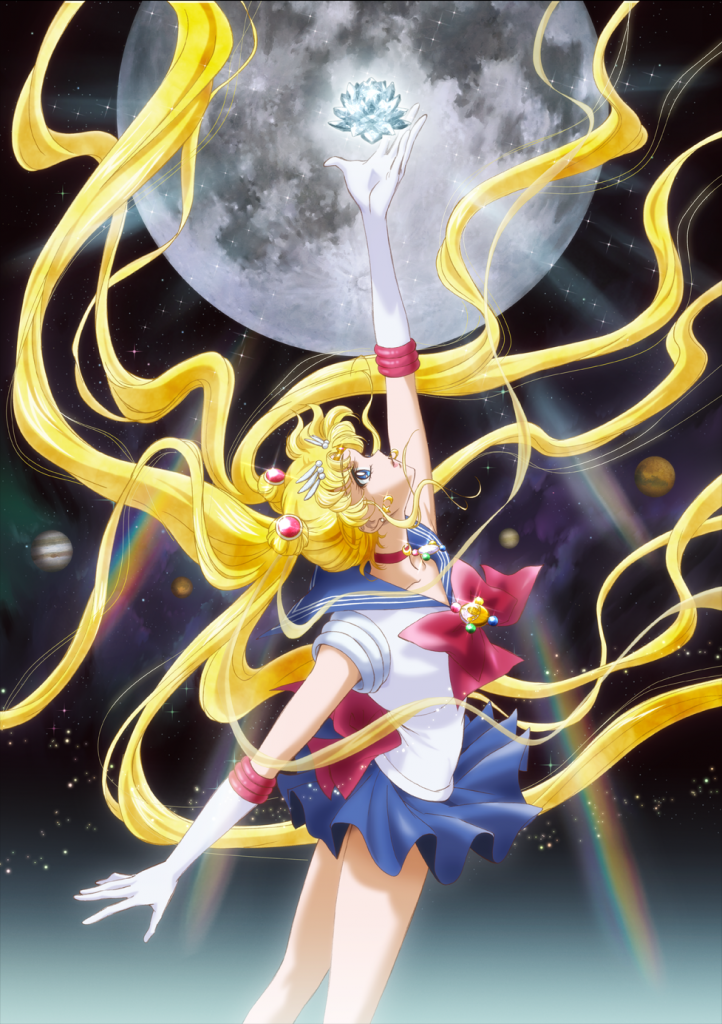 Sailor Moon Crystal-2014