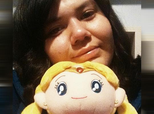 Paola - Asuna Hatsune - Ex-colaboradora do SOS Sailor Moon Project